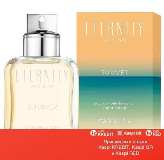 Calvin Klein Eternity Summer for men 2019 туалетная вода объем 100 мл тестер (ОРИГИНАЛ)