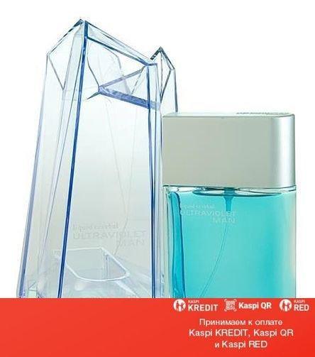 Paco Rabanne Ultraviolet Liquid Crystal for Man туалетная вода объем 100 мл тестер (ОРИГИНАЛ)