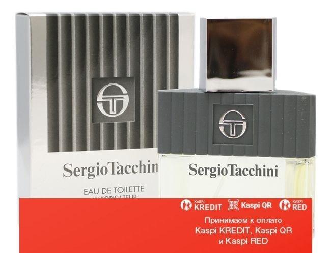Sergio Tacchini Pour Homme туалетная вода объем 100 мл тестер (ОРИГИНАЛ)