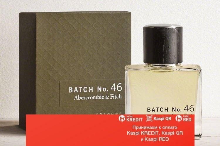 Abercrombie & Fitch Batch № 46 одеколон объем 50 мл (ОРИГИНАЛ)