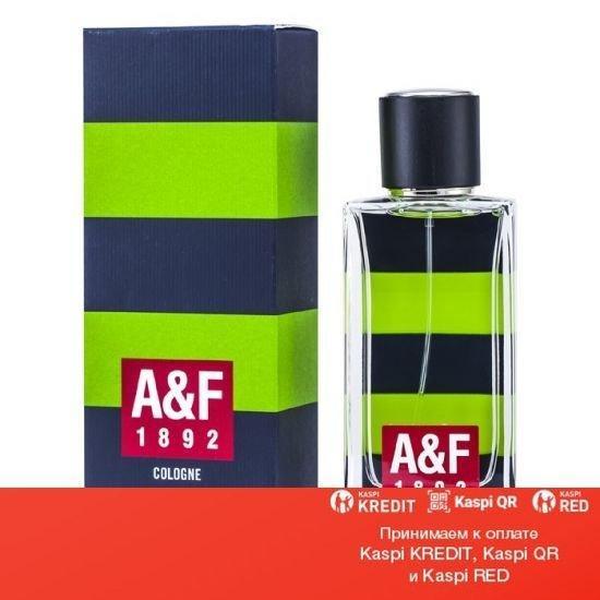 Abercrombie & Fitch 1892 Green одеколон объем 50 мл тестер (ОРИГИНАЛ)