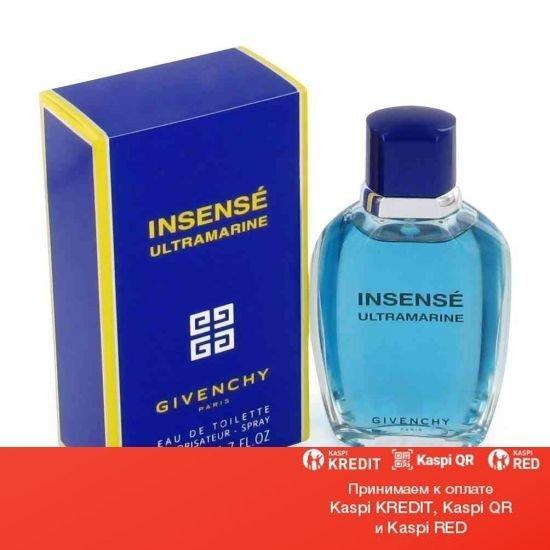 Givenchy Insense Ultramarine туалетная вода объем 50 мл тестер (ОРИГИНАЛ)