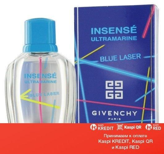 Givenchy Insense Ultramarine Blue Laser туалетная вода объем 50 мл (ОРИГИНАЛ)
