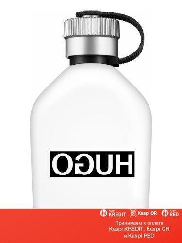 Hugo Boss Hugo Reversed туалетная вода объем 75 мл тестер (ОРИГИНАЛ)