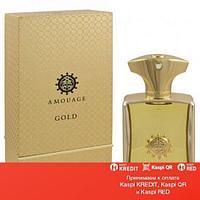Amouage Gold Man парфюмированная вода объем 4*10 мл (ОРИГИНАЛ)