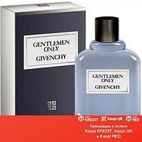 Givenchy Gentlemen Only туалетная вода объем 3 мл (ОРИГИНАЛ)