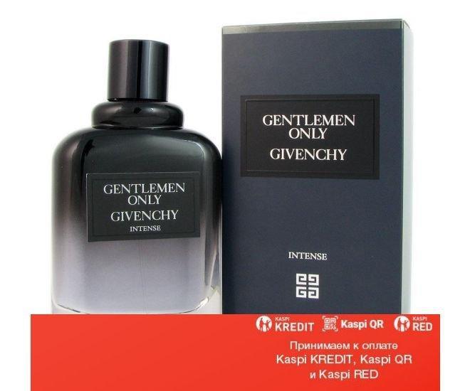 Givenchy Gentlemen Only Intense туалетная вода объем 100 мл (ОРИГИНАЛ)