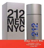 Carolina Herrera 212 NYC Men туалетная вода объем 100 мл (ОРИГИНАЛ)