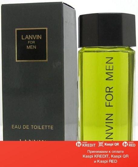 Lanvin for Men туалетная вода объем 100 мл (ОРИГИНАЛ)