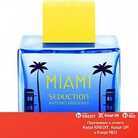 Antonio Banderas Miami Seduction For Men туалетная вода объем 100 мл (ОРИГИНАЛ)