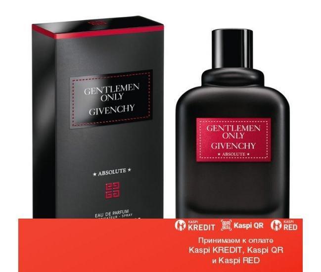 Givenchy Gentlemen Only Absolute парфюмированная вода объем 1 мл (ОРИГИНАЛ)