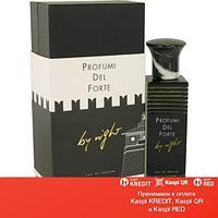 Profumi del Forte By Night Black парфюмированная вода объем 75 мл тестер(ОРИГИНАЛ)