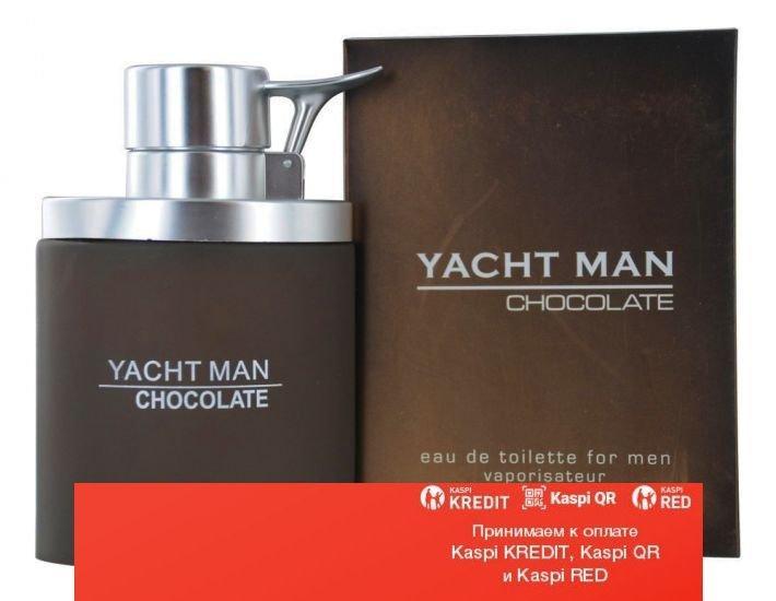 Myrurgia Yacht Man Chocolate туалетная вода объем 100 мл тестер (ОРИГИНАЛ)