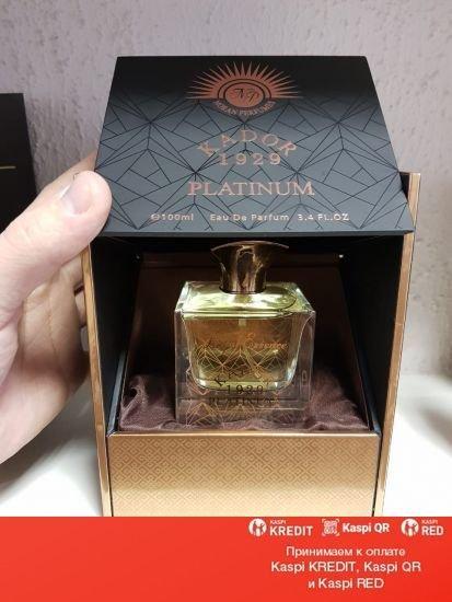 Noran Perfumes Kador 1929 Platinum парфюмированная вода объем 100 мл тестер (ОРИГИНАЛ)