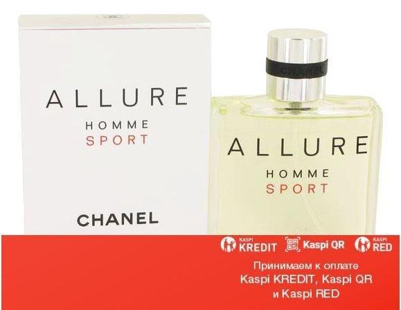 Chanel Allure Homme Sport Cologne 2016 туалетная вода объем 100 мл тестер (ОРИГИНАЛ)