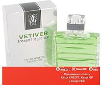 Guerlain Vetiver Frozen Fragrance туалетная вода объем 75 мл(ОРИГИНАЛ)