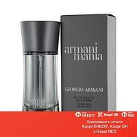 Giorgio Armani Mania Pour Homme туалетная вода объем 30 мл (ОРИГИНАЛ)