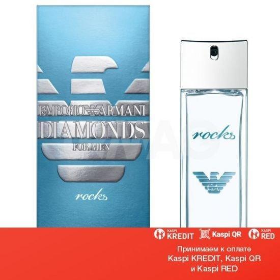 Giorgio Armani Emporio Diamonds Rocks туалетная вода объем 75 мл (ОРИГИНАЛ)