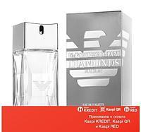 Giorgio Armani Emporio Diamonds For Men туалетная вода объем 75 мл Тестер (ОРИГИНАЛ)