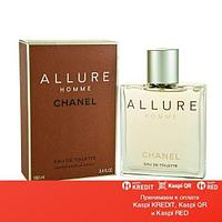 Chanel Allure Homme туалетная вода объем 100 мл(ОРИГИНАЛ)