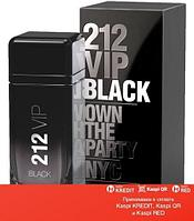 Carolina Herrera 212 VIP Black парфюмированная вода объем 100 мл тестер (ОРИГИНАЛ)