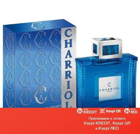 Charriol Homme Sport туалетная вода объем 100 мл тестер (ОРИГИНАЛ)