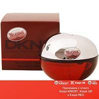 Donna Karan DKNY Be Delicious Red Men туалетная вода объем 50 мл Тестер (ОРИГИНАЛ)