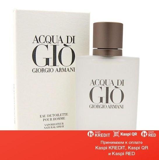 Giorgio Armani Acqua di Gio Pour Homme туалетная вода объем 50 мл (ОРИГИНАЛ)