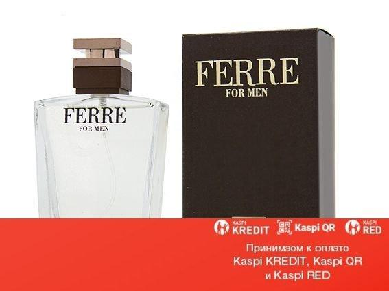 Gianfranco Ferre For Men туалетная вода объем 30 мл тестер (ОРИГИНАЛ)