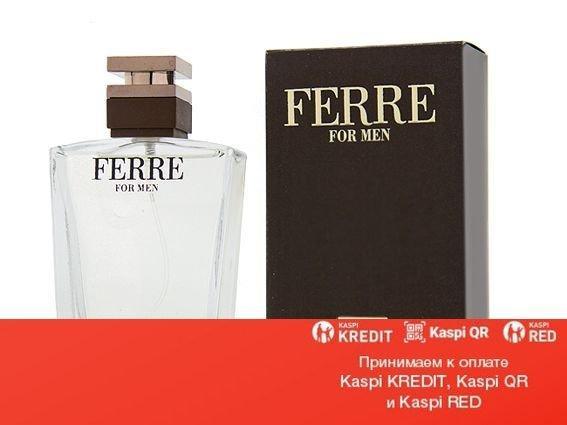 Gianfranco Ferre For Men туалетная вода объем 125 мл Тестер (ОРИГИНАЛ)