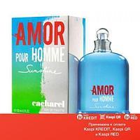 Cacharel Amor Pour Homme Sunshine туалетная вода объем 125 мл (ОРИГИНАЛ)