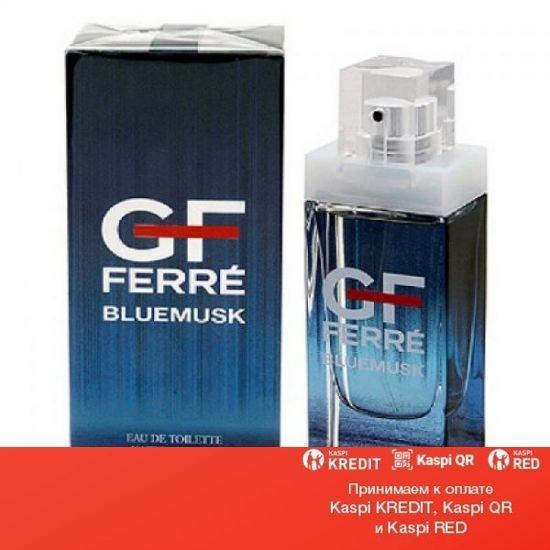 Gianfranco Ferre Bluemusk туалетная вода объем 60 мл тестер (ОРИГИНАЛ)