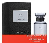 Givenchy Play Leather Edition туалетная вода объем 60 мл (ОРИГИНАЛ)