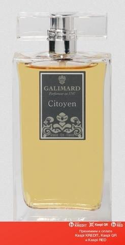 Galimard Citoyen Men парфюмированная вода объем 100 мл (ОРИГИНАЛ)