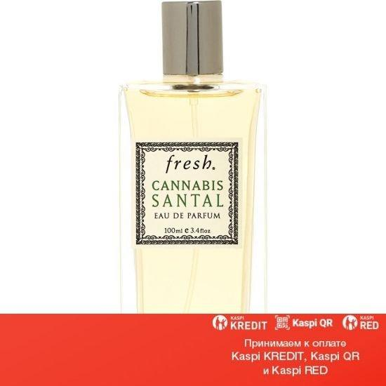 Fresh Cannabis Santal парфюмированная вода объем 30 мл тестер (ОРИГИНАЛ)