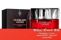 Guerlain Homme Intense Pininfarina Collector парфюмированная вода объем 30 мл Тестер (ОРИГИНАЛ)