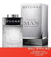 Bvlgari Man The Silver Limited Edition туалетная вода объем 100 мл(ОРИГИНАЛ)