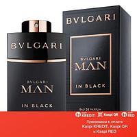 Bvlgari Man In Black парфюмированная вода объем 100 мл Тестер(ОРИГИНАЛ)