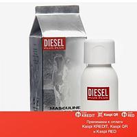 Diesel Plus Plus Masculine туалетная вода объем 75 мл (ОРИГИНАЛ)