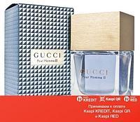 Gucci Pour Homme 2 туалетная вода объем 2 мл (ОРИГИНАЛ)