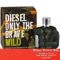 Diesel Only The Brave Wild туалетная вода объем 75 мл Тестер (ОРИГИНАЛ)