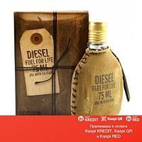 Diesel Fuel for Life Homme туалетная вода объем 75 мл Тестер (ОРИГИНАЛ)