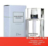 Christian Dior Homme Cologne одеколон объем 75 мл (ОРИГИНАЛ)