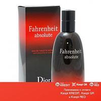 Christian Dior Fahrenheit Absolute туалетная вода объем 50 мл (ОРИГИНАЛ)