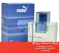 Puma Flowing For Men туалетная вода объем 50 мл тестер (ОРИГИНАЛ)