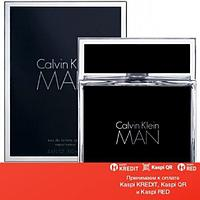 Calvin Klein MAN туалетная вода объем 100 мл Тестер(ОРИГИНАЛ)