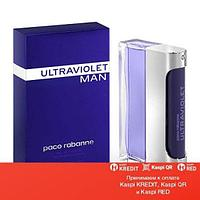 Paco Rabanne Ultraviolet Man туалетная вода объем 100 мл Тестер (ОРИГИНАЛ)
