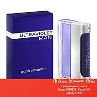 Paco Rabanne Ultraviolet Man туалетная вода объем 100 мл(ОРИГИНАЛ)