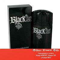 Paco Rabanne Black XS туалетная вода объем 50 мл(ОРИГИНАЛ)
