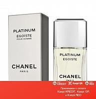 Chanel Egoiste Platinum туалетная вода объем 100 мл тестер(ОРИГИНАЛ)